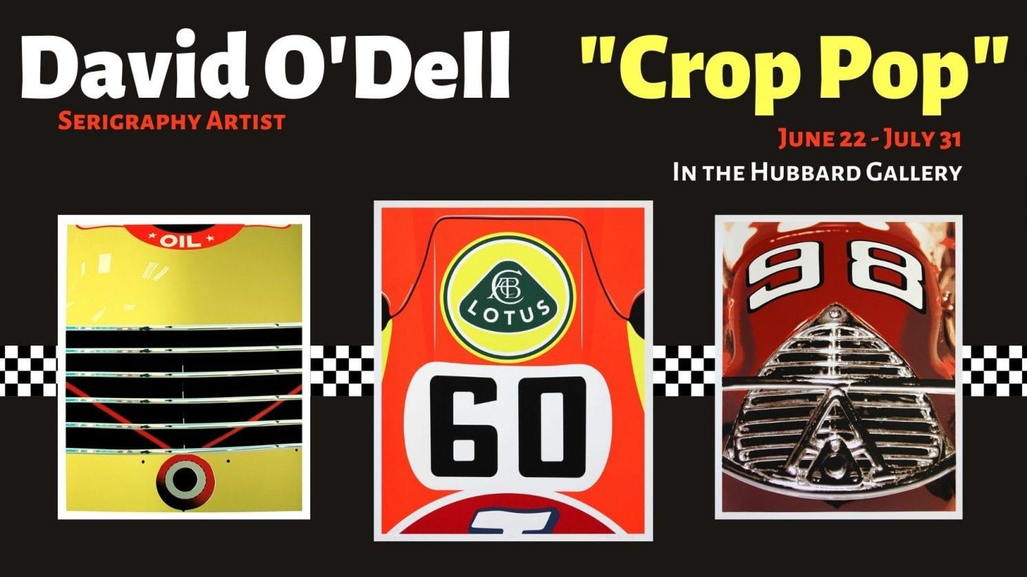 David O'Dell - Crop Pop